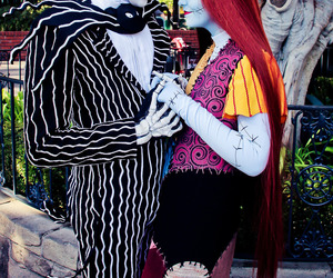 characters, couple, and disney image