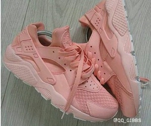 huarache, women, and all pink image
