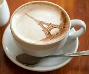 cafe, coffe, and milk image