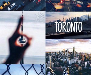 cities, places, and toronto image