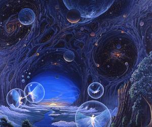 art, dreams, and magic image