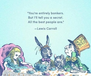 quotes and alice in wonderland image