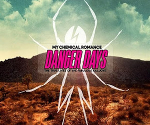 mcr and danger days image