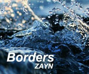 borders, malik, and zayn malik image