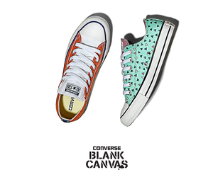 chuck taylors, custom, and sneaker image