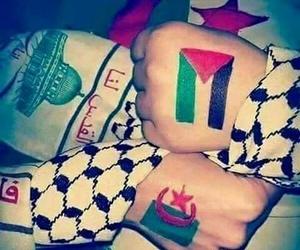 Algeria, flag, and love image