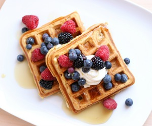 breakfast, cool, and fashion image