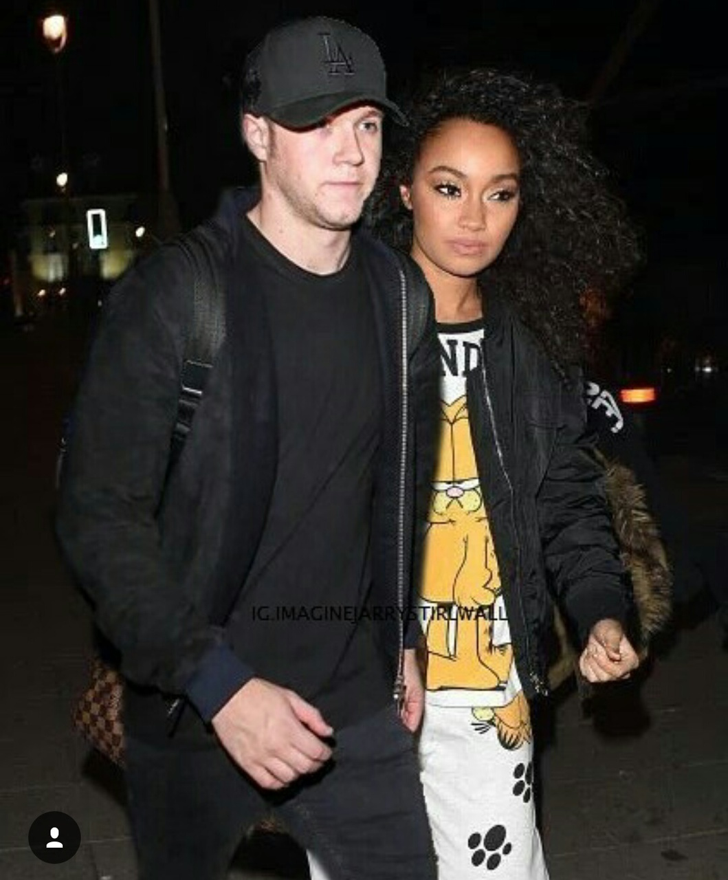 niall horan, leigh-anne pinnock, and little mix image