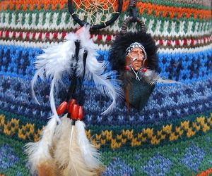 dreamcatcher, indian, and dreams image