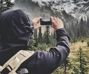 mountains, photography, and nature image