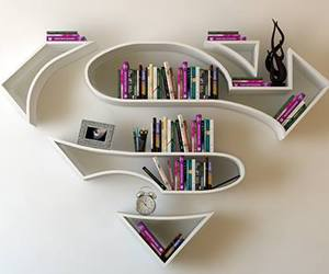 book and superman image