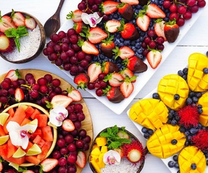 fruit, blueberry, and healthy image