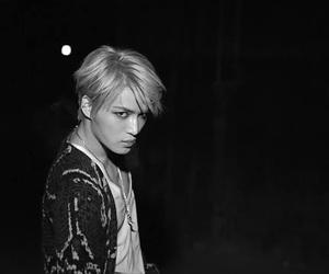 blonde: jaejoong image