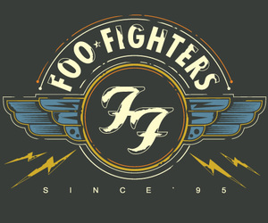 foo fighters and rock image