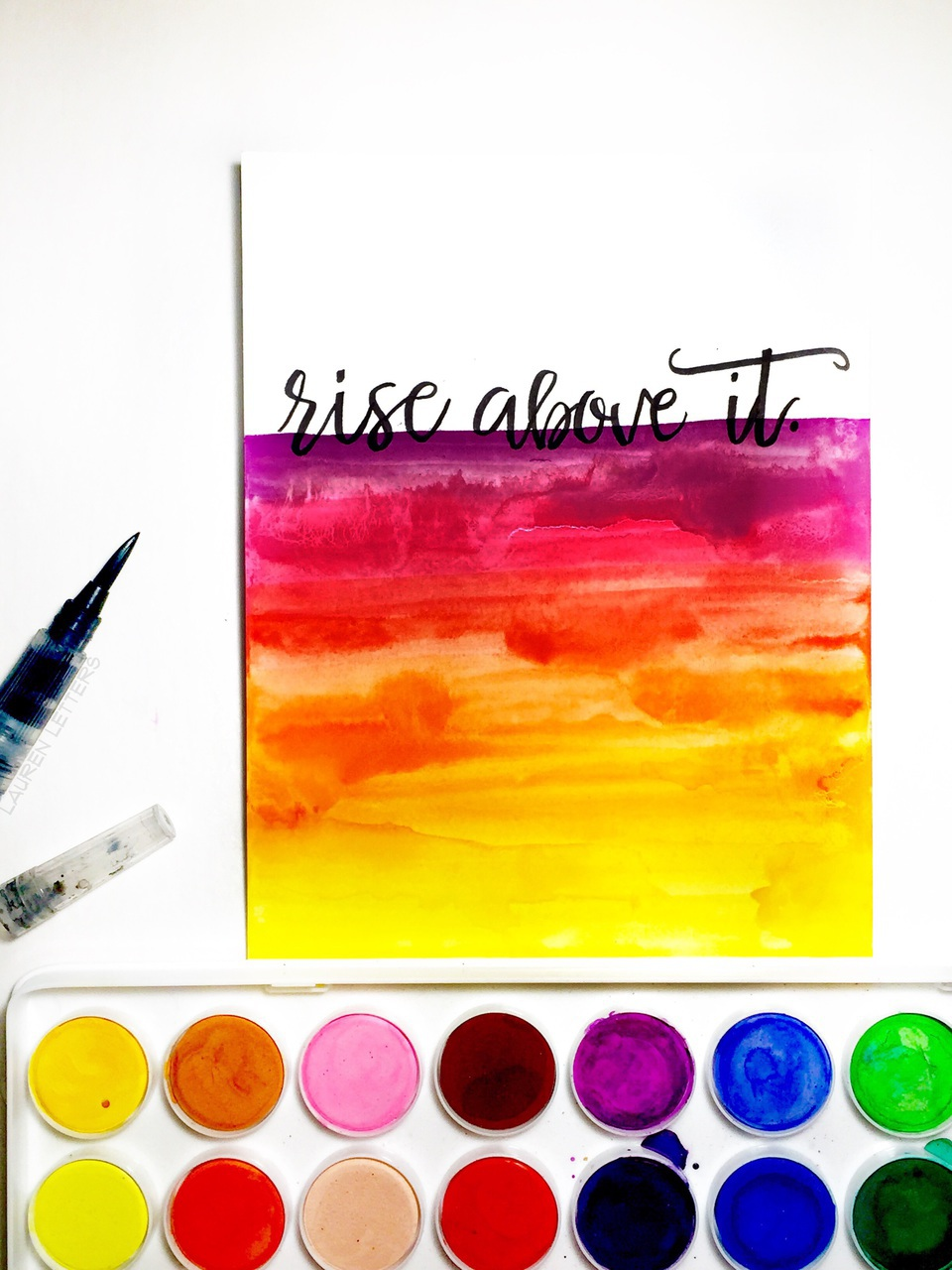 art, calligraphy, and hand lettering image