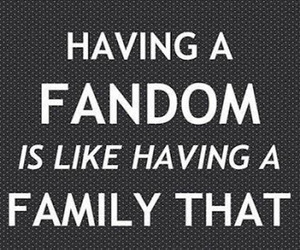 fandom, family, and crazy image