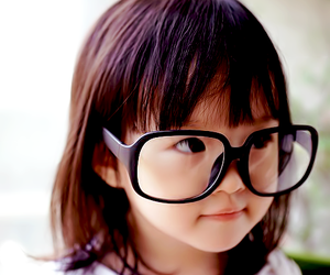 cute and glasses image