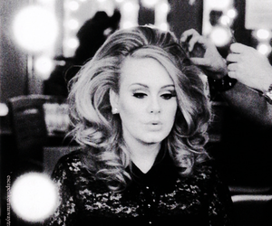 Adele, pretty, and skinny image
