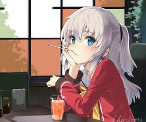 anime, charlotte, and art image