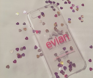 glitter and evian image