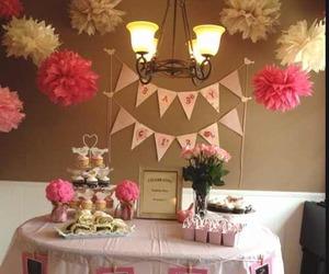 decoracion, fiestas, and mesa. image