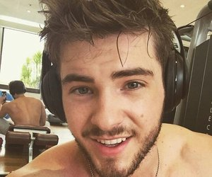 cody christian, teen wolf, and Hot image