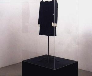 dress, fashion, and hole image