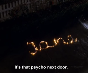 90s, american beauty, and Psycho image