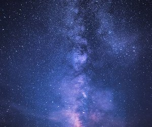 galaxy, photography, and sky image
