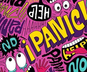 wallpaper and panic image
