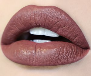 fashion, lips, and lipstick image