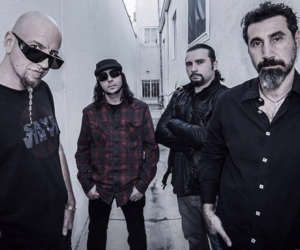 system of a down and music image