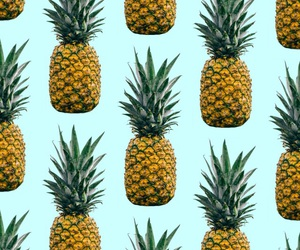 liked, pineapple, and abacaxi image
