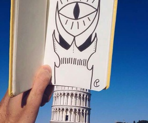 LOTR and Pisa image
