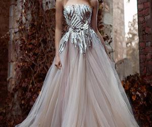 dress, beauty, and paolo sebastian image