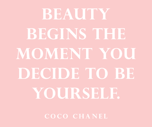 beauty, chanel, and life image