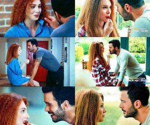 omer, elçin sangu, and bariş arduç image