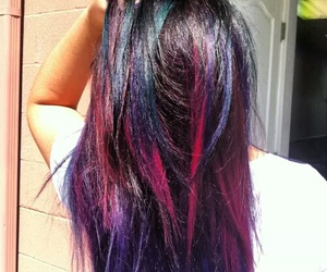 awesome, hairstyle, and diy image