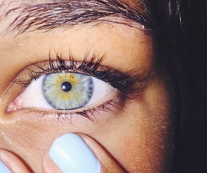 goals and eyes image