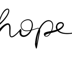 hope, text, and quotes image