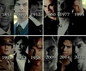 tvd, damon salvatore, and damon image