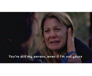 quote, grey's anatomy, and meredith grey image