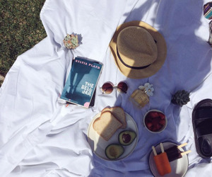 aesthetic, picnic, and tumblr image