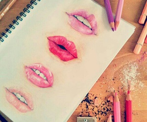 lips and art image