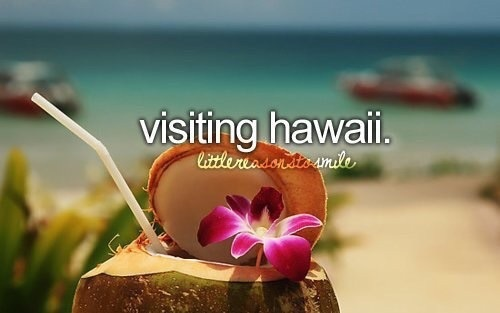 before i die, travel, and hawaii image