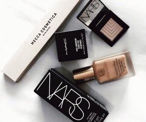 cosmetics, nars, and mac image