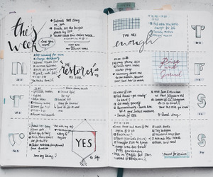 ideas, journals, and journalling image