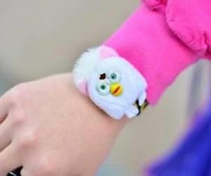 furby and pink image