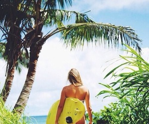 adventure, surf, and travel image