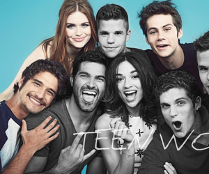 teen wolf and cast members image